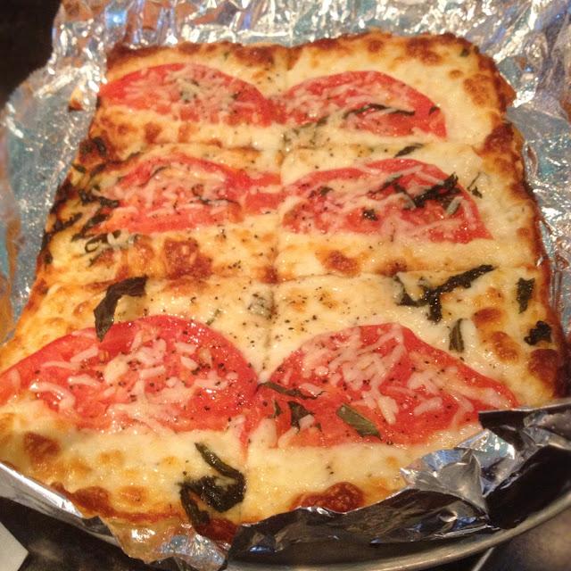 GF Paesano pizza