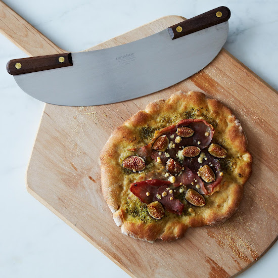 Pizza Rocker Knife from Food52