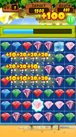 Screenshot of Eliminate diamonds