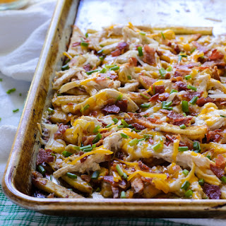 Bacon Ranch Fries Recipes