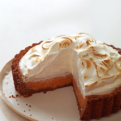 Candied Yam Pie