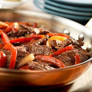 Steak Bell Pepper Onion Recipes
