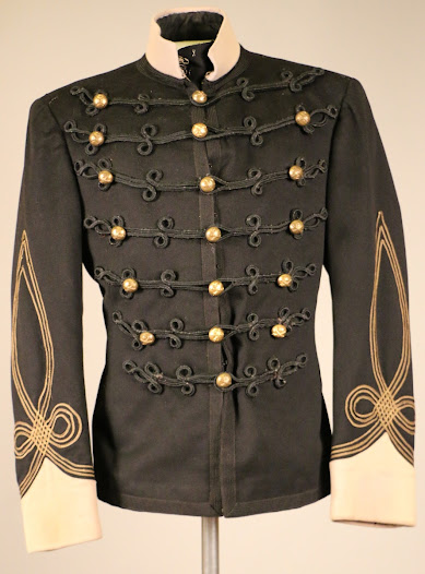French Artillery Officer's Short Tunic