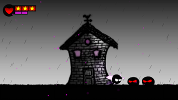 Screenshot of Little Warrior