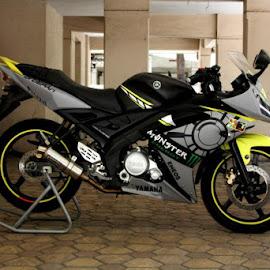Pegasus Reborn !!! by Vyom  Rastogi - Transportation Motorcycles