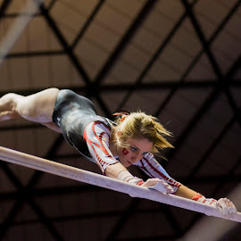Mary Beth by Chris Ayers - Sports & Fitness Other Sports ( canon, canon 50 1.4, sports, 50mm, gymnastics )