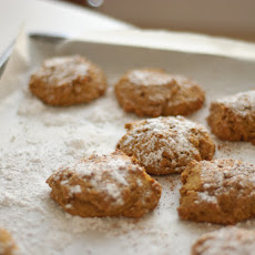 Whole Wheat Pumpkin Cookies Recipe