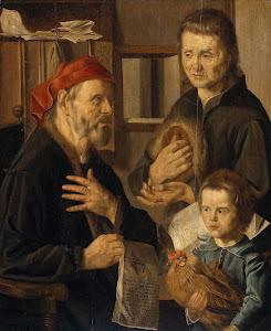 RIJKS: Jan Woutersz. Stap: painting 1636