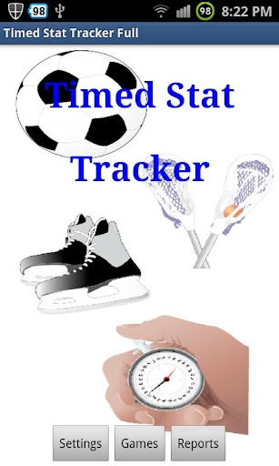 Timed Stat Tracker