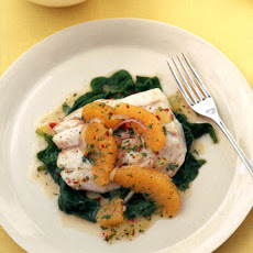 Red Snapper with Citrus Salsa