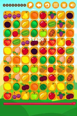【免費休閒App】水果連連看-APP點子