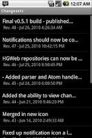 Screenshot of Mercury (beta)