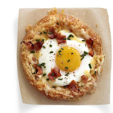 Name This Dish Egg Tart