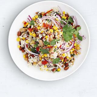 Mixed Bean Salad Healthy Recipes