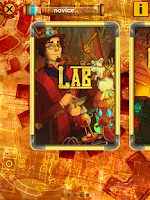 Screenshot of Dr. Calgory's Lab