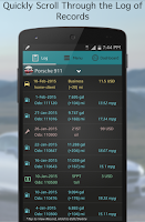 Screenshot of Fuel Buddy - Car Mileage Log