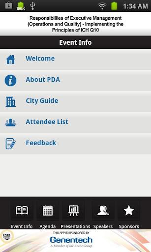 PDA FDA ICHQ10