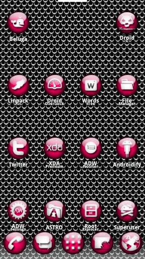 ADWTheme Pink Balls