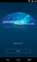 Screenshot of Susan Miller's Astrology Zone