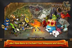 Screenshot of Master of Craft