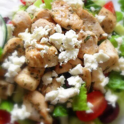 Herbed Chicken Salad