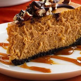 Turtle Pumpkin Cheesecake Recipes