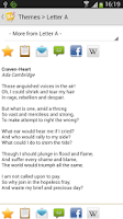 Screenshot of All Poems (Free)