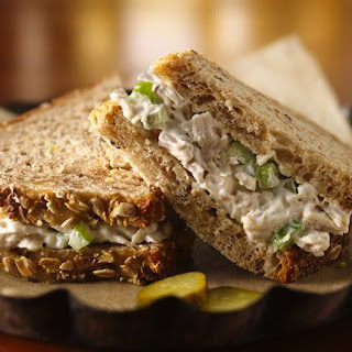 Chicken Salad Sandwich With Recipes