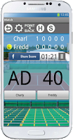 Screenshot of Tennis Stats Pro (free)