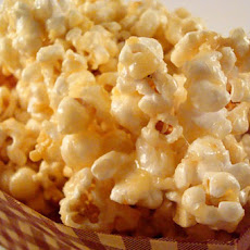 The Best Caramel Popcorn