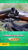 Screenshot of hunting sport outdoor game