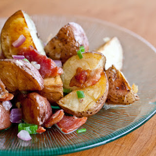Warm Bacon Potato Salad