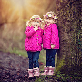 Babes in the Wood by Claire Conybeare - Chinchilla Photography - Babies & Children Toddlers