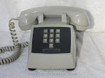 Desk Phones - Western Electric 1500 Gray