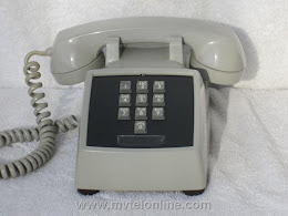 Desk Phones - Western Electric 1500 Gray 1