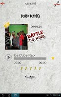 Screenshot of Rap Wars Free