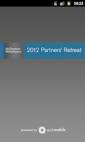 Screenshot of MWE Capital Partners Retreat