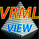 VRML View 3D icon