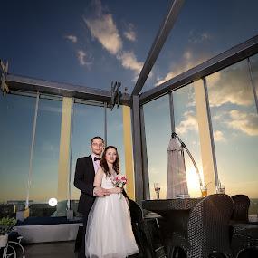 Silviu & Otilia by Alexandru Rosu by Rosu Alexandru - Wedding Bride & Groom