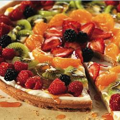 PHILADELPHIA® Fruit Pizza