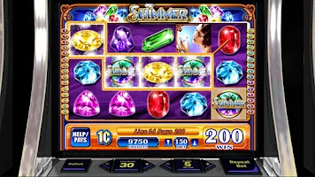 Screenshot of Shimmer - HD Slot Machine