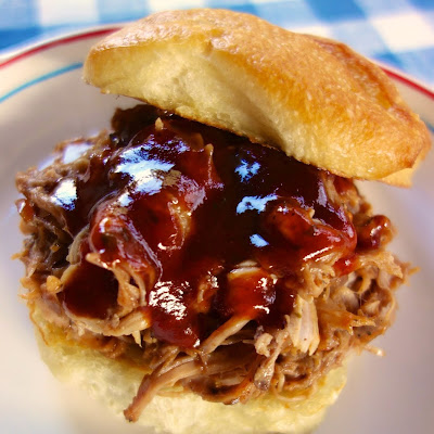 BBQ Ranch Pulled Pork