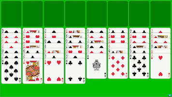 Screenshot of Solitaire 6