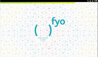 Screenshot of fyo