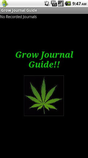 Grow Journal Guide Free