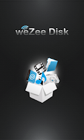 Screenshot of WeZee Disk by Storex