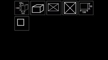 Screenshot of 黒板付カメラ(工事写真)