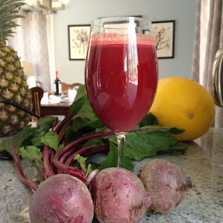 Autumn Harvest Juice