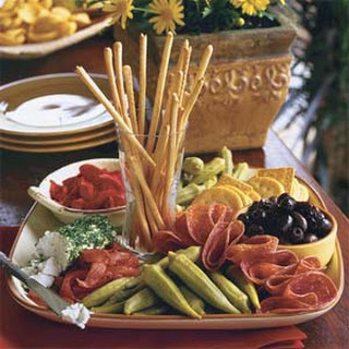 Bread Cheese Platter Recipes