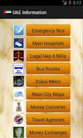 Screenshot of UAE,Dubai Helper (NRI Kerala)